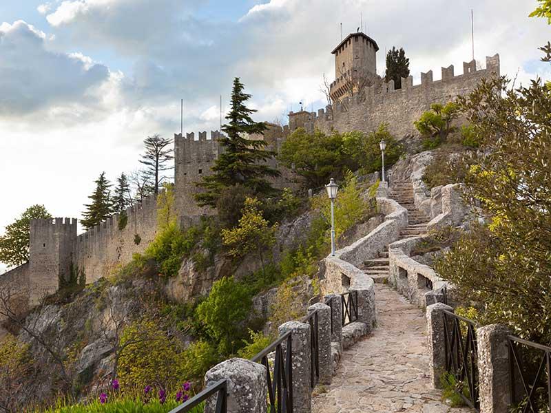 Ride to San Marino