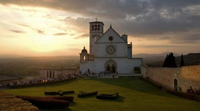 Assisi - Chiesa di San Francesco d'Assisi
