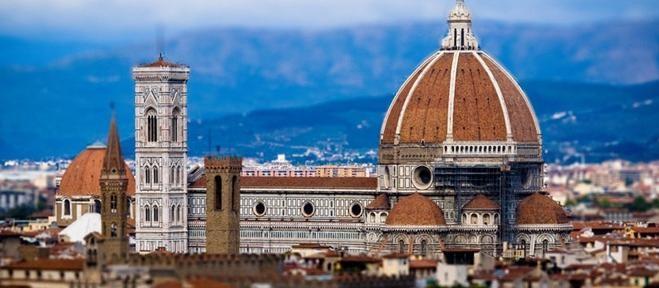 Florenz mit dem Fahrrad