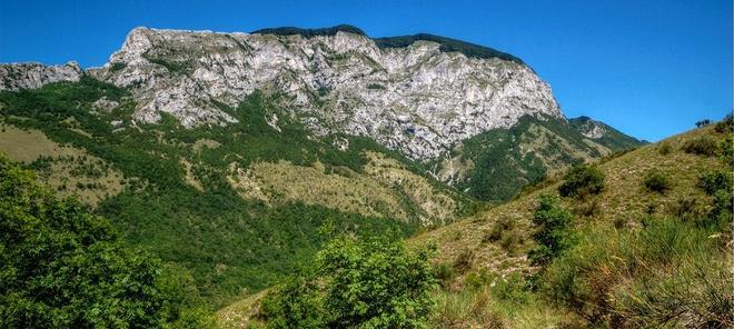 Monte Catria - Marken