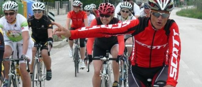 Scott racing bike rental Riccione